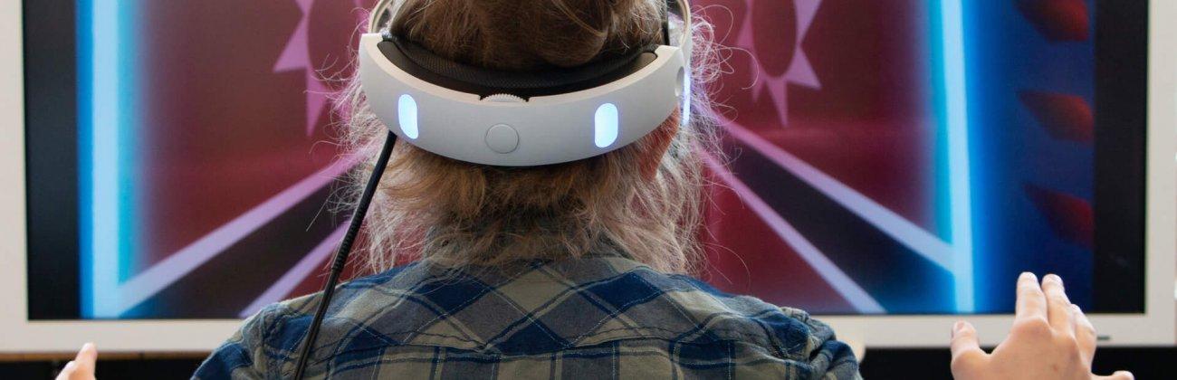 Meisje VR