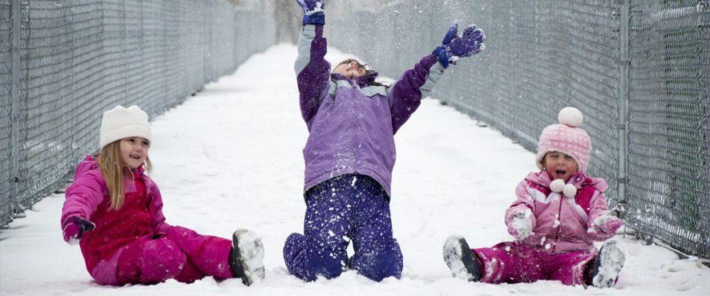 Leuke dingen doen met kinderen winter